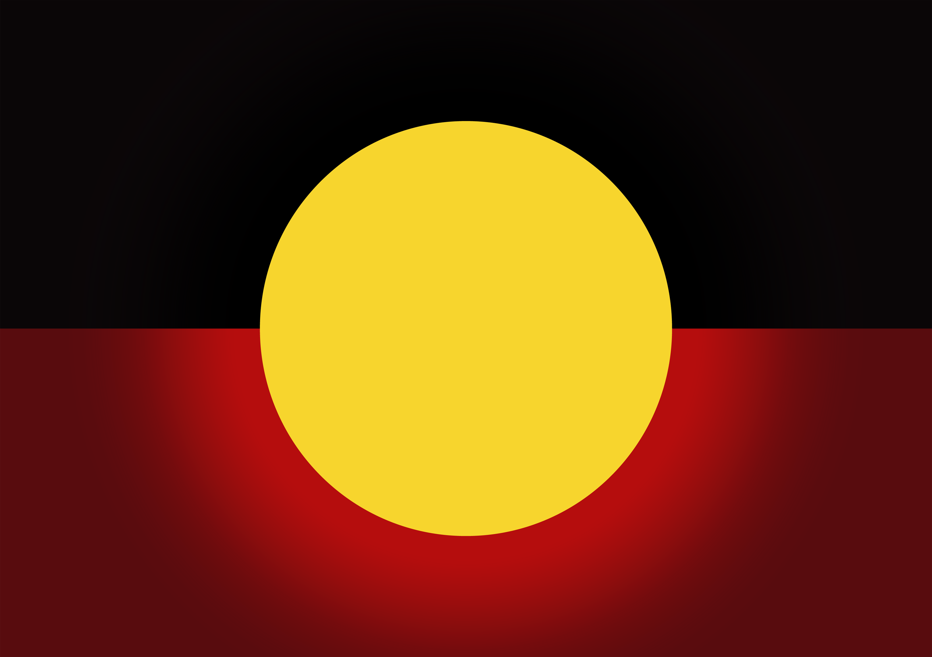 aboriginal flag acknowledgement